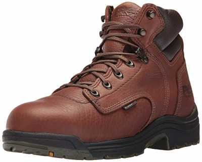 Timberland PRO Men's Titan 6″ Safety Toe Boot