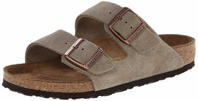 Birkenstock Men's or Women's Arizona Soft Footbed