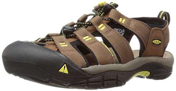 best sandal for walking long distances