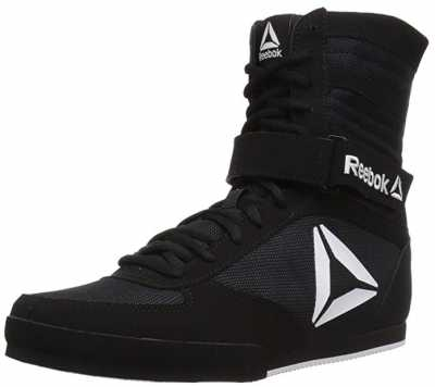 Reebok Womens Boot Boxing Shoe