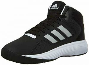 adidas Performance Mens Cloudfoam Ilation Mid Basketball Shoe