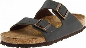 Birkenstock Unisex Arizona Soft Footbed Suede