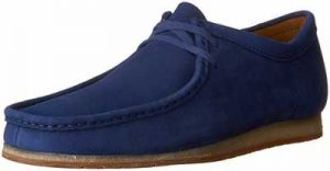 CLARKS Mens Wallabee Step Loafers Shoes