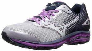 Mizuno Womens Wave Rider 19 Running Shoe