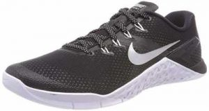 NIKE Womens Metcon 4 Running Shoe