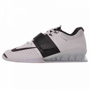 NIKE Womens WMNS Romaleos 3 White Black 1