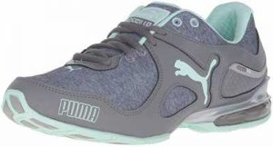 PUMA Womens Cell Riaze Heather Cross Trainer Shoe