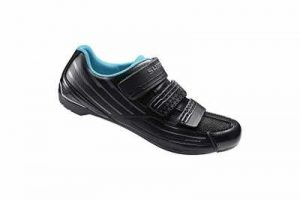 SHIMANO SHRP2W Road Shoe Womens Cycling Black