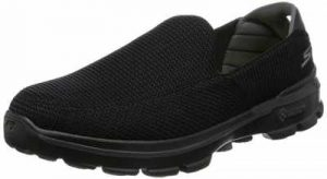 Skechers Performance Mens Go Walk 3 Slip On Walking Shoe