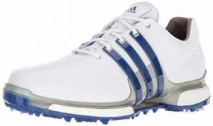 adidas Mens Tour 360 Boost 2.0 Golf Shoe