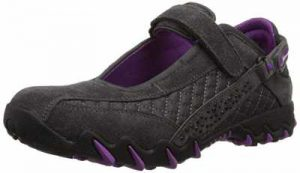 ALLROUNDER by MEPHISTO Womens Niro Diamonds Mary Jane Flat