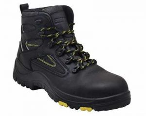 EVER BOOTS Protector Mens Steel Toe Industrial Work Boots