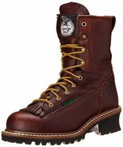 Georgia Boot Mens Loggers G7313 Work Boot