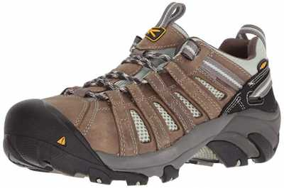 KEEN Utility Womens Flint Low Work Shoe