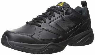 New Balance Mens MID626K2 Slip Resistant Lace Up Shoes