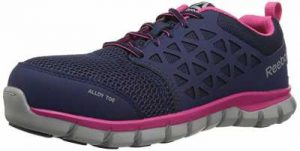Reebok Womens Sublite Cushion Work Rb046 Boot