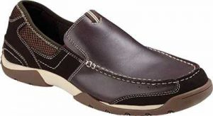 Vionic Orthaheel Technology Mens Eli Slip On