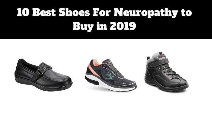 10 Best Shoes For Neuropathy [ Review